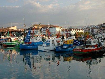 Santurtzi乘船游览并参观海军博物馆