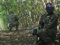 Play paintball in Seville