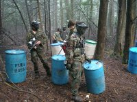 Come play paintball