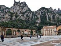 Paseando por Montserrat