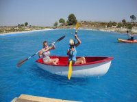 Choose boat or kayak