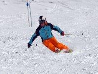 Clase particular de esquí 2 horas en Sierra Nevada