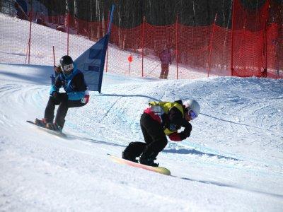 Curso de snowboard 2 horas en Sierra Nevada