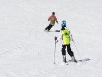 2小时的Sierra Nevada私人滑雪课程