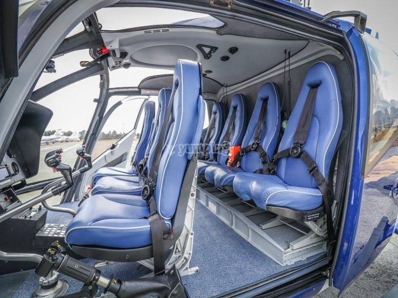 Interior del EC130