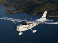Volar en avioneta Costa Vasca