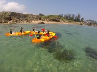 Kayak con Enjoy Sup School