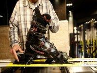 内华达山脉的滑雪设备租赁服务为期1天