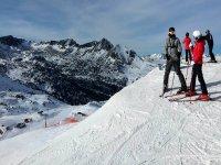 Equipo de esquí en alquiler Sierra Nevada 2 días