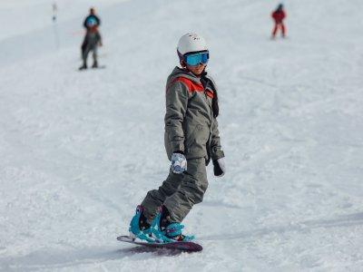 Curso snowboard principiantes Sierra Nevada 2 días