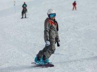 滑雪板初学者课程内华达山脉2天