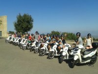 Ruta en moto por Sevilla