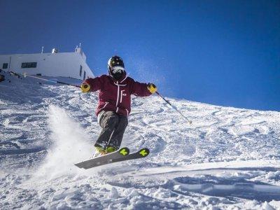内华达滑雪场租用设备3天