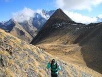Senderismo por el Pirineo