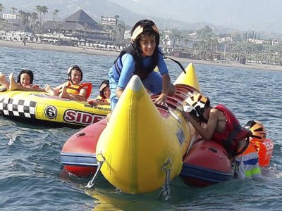 Jet and Fun Banana Boat