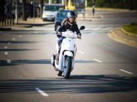 Enjoy Malaga by motorcycle