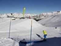 saltos snowboard