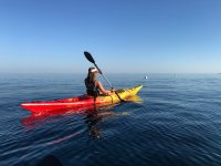 Excursión kayak y snorkel en Playa de Aro 90 min