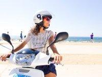 Recorre las playas de Formentera