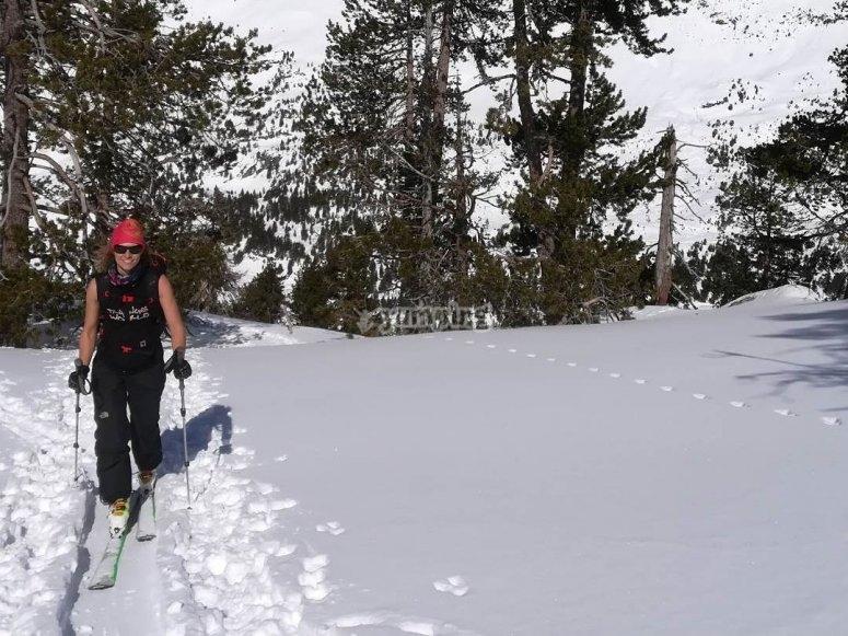 Disfruta de la nieve con raquetas