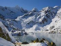 Disfruta de los mejores paisajes nevados