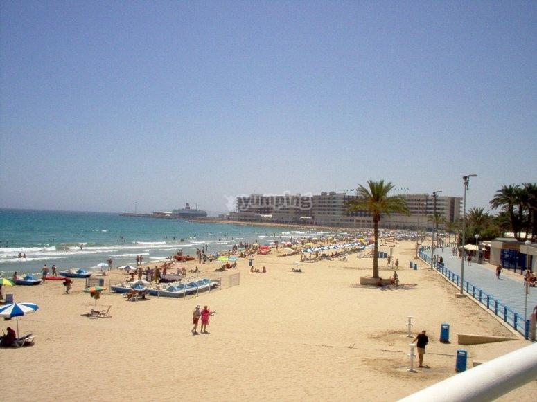 Spiaggia di Postiguet