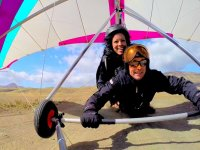 20 min Hang Glider ride different areas Lanzarote