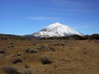Teide en invierno