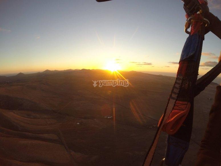 Vedendo l'alba