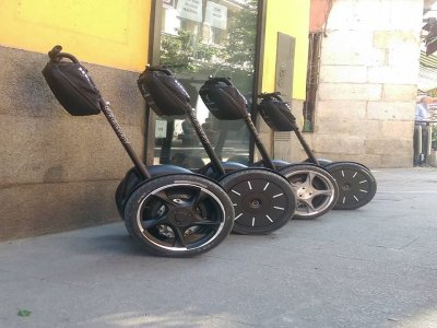 3 hour guided segway tour in Casa de Campo