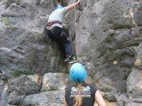 Clases de escalada