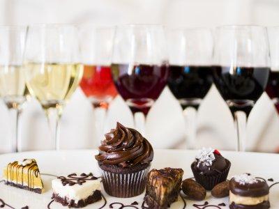 Abbinamento di 3 vini e 3 dolci in cantina, La Rioja