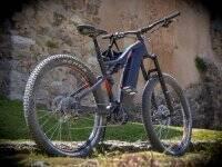 电动自行车Orbea Wild FS30
