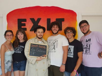 Escape Room Operation Kandisky a Nueva Málaga