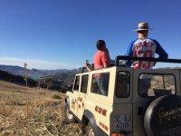 Descubre la Sierra de Andalucia