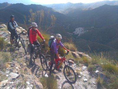 Alquiler bicicleta de montaña 2 días Almería
