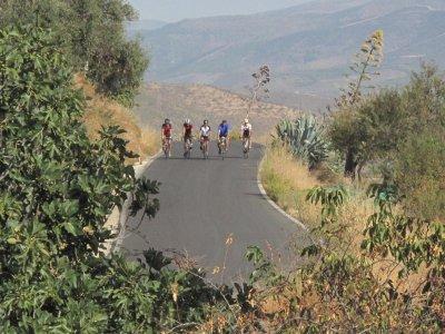Alquiler bicicleta de carretera en Almería 1 día