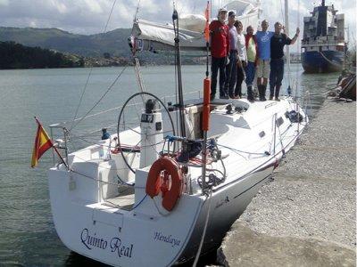 Escuela Nautica Navarra FRAM