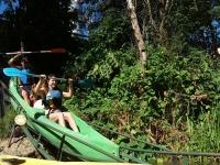 Descenso del Sella en canoa con pícnic asturiano