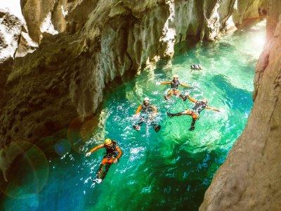 水上溪降La BoleraPozoAlcónLevel2