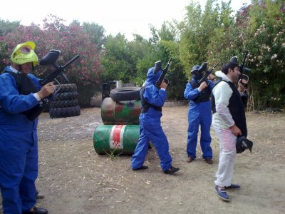 Paintball el Molino Benalup