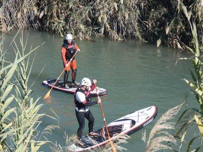 划桨冲浪RíoSegura住宿穆尔西亚