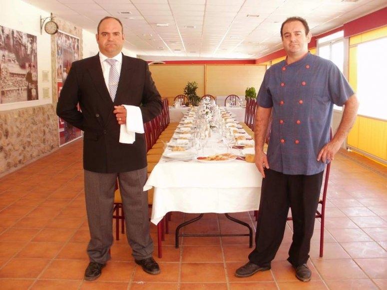 Personal de nuestro restaurante