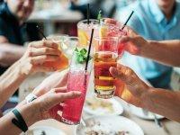 在拉里奥哈庆祝葡萄酒
