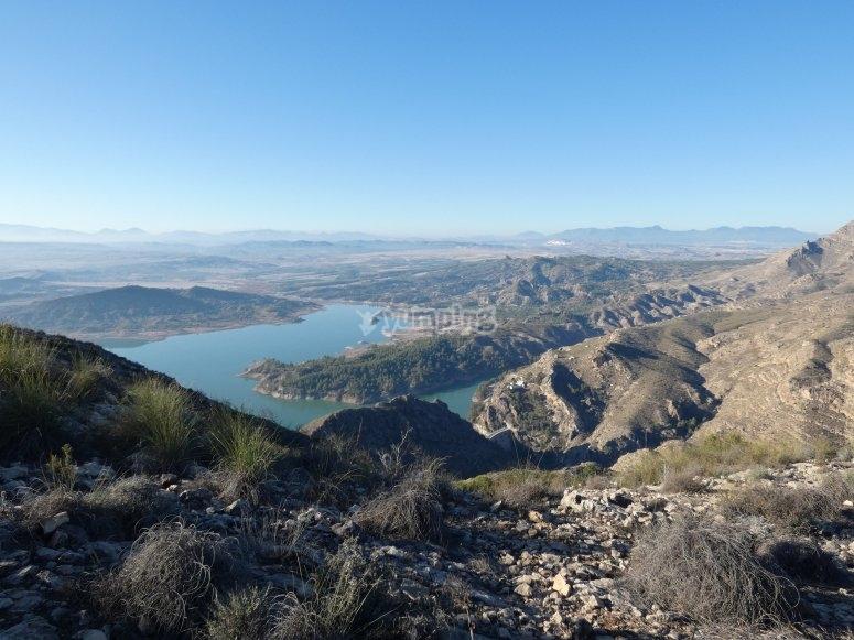 Panoramic photo of Almadanes