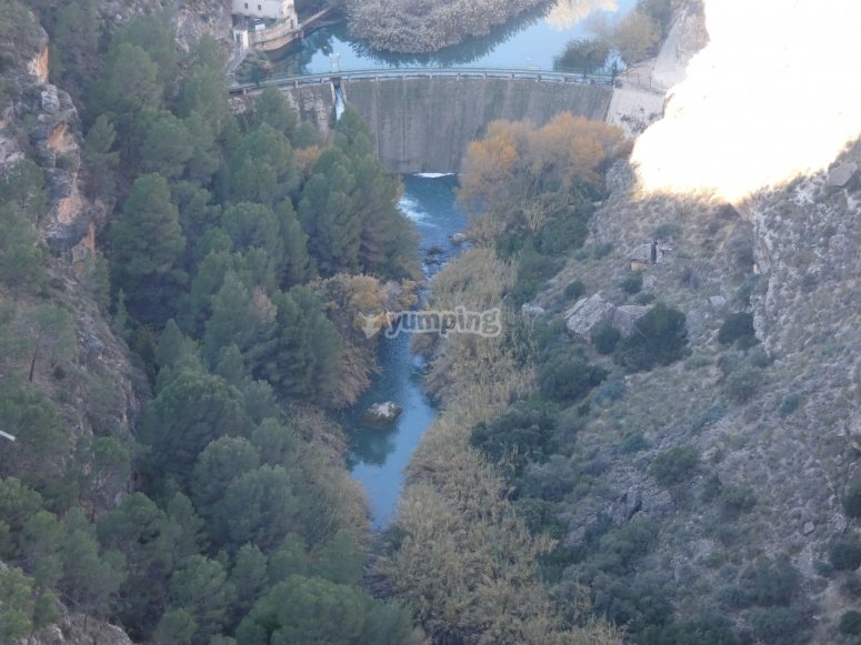 Canyon of the Almadanes