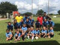 Campus fútbol en EEUU primera quincena de julio