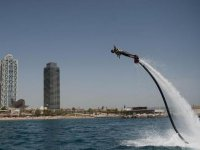 Start in flyboard activities