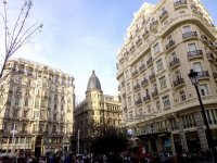 Hoteles en la Gran Via