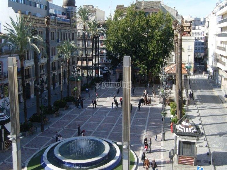 Plaza de Huelva